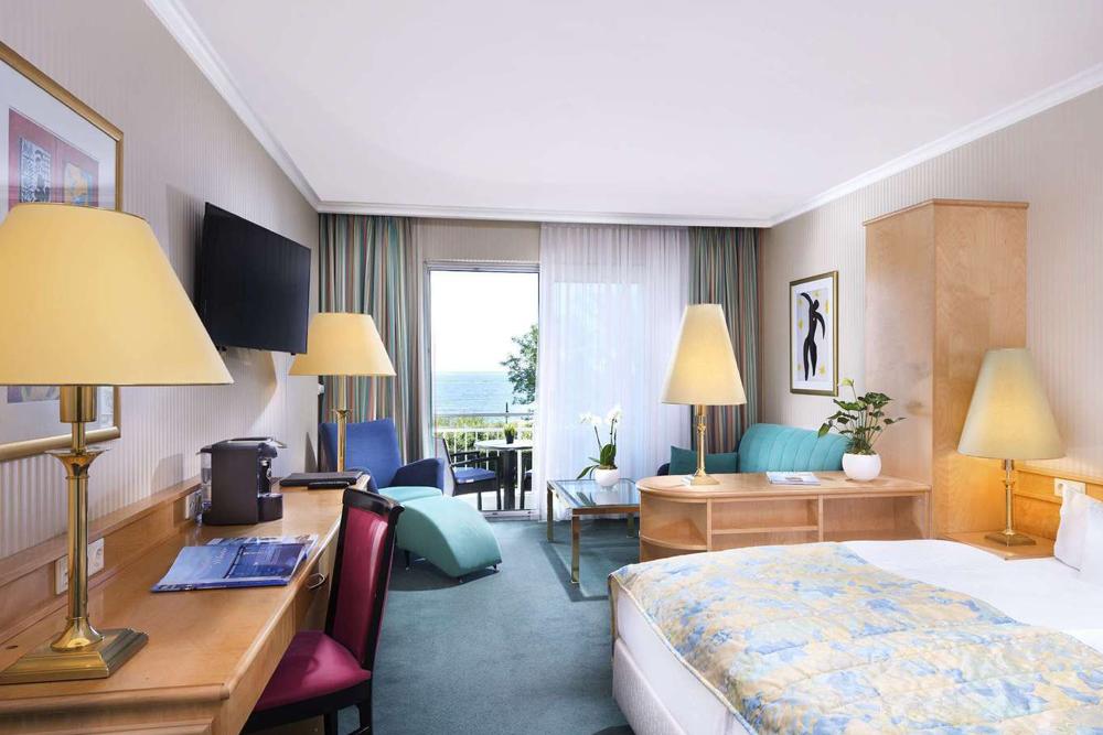 Hotelzimmer für den Sommerurlaub auf Usedom im Hotel Kaiserhof Heringsdorf buchen