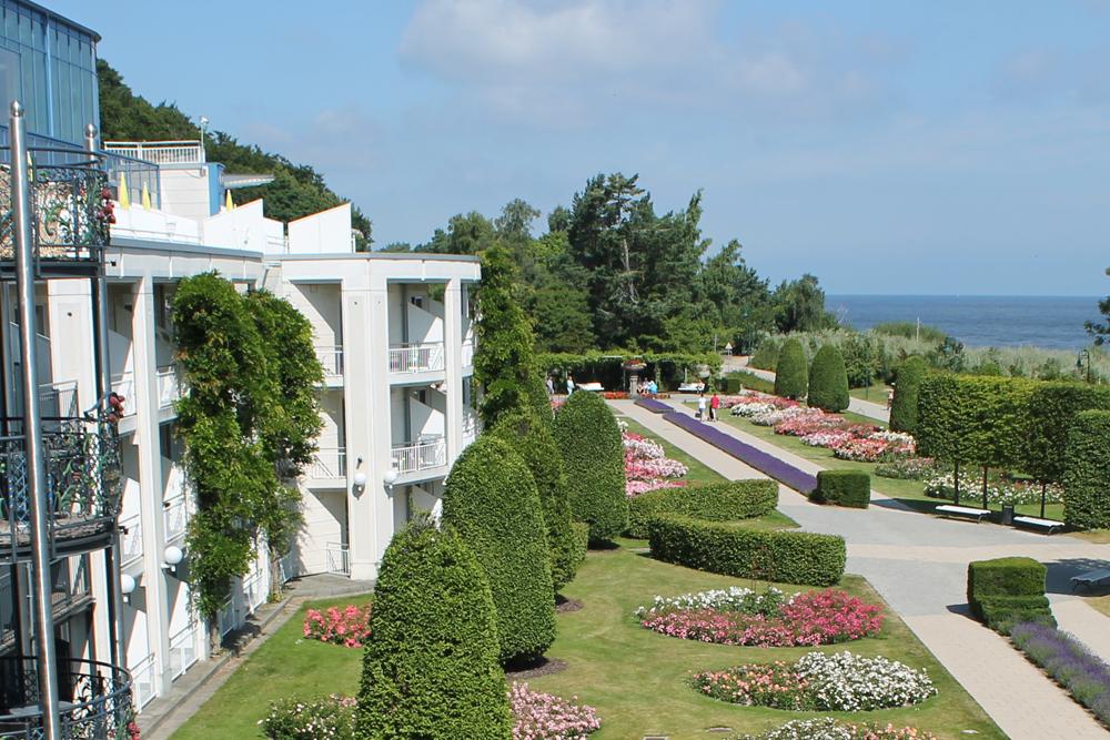 Sommerurlaub auf Usedom im Hotel Kaiserhof Heringsdorf buchen