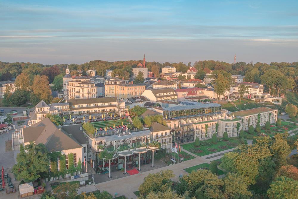 Angebot Moin Heringsdorf im Hotel Kaiserhof Heringsdorf auf Usedom buchen