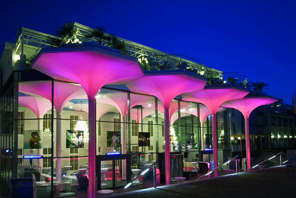 Forum im Kaiserbädersaal von Hotel Kaiserhof Heringsdorf auf Usedom